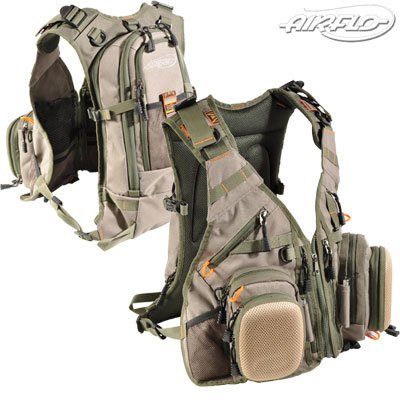 Air Flo Vest Back Pack art F-OUTLUG-8