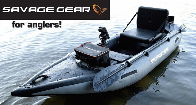 Savage Gear High Rider Kayak